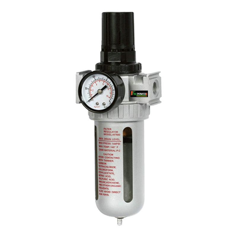 Desviador de gás + separador óleo-água t filtro t válvula reguladora de pressão-AFC9213