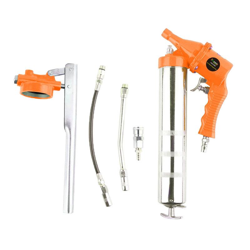 Injetor de graxa de alta pressão + pistola de graxa + pistola de cola pneumática-AGG1002