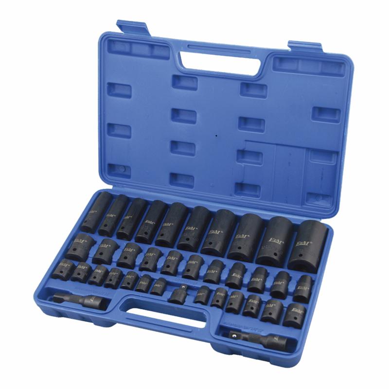 Conjunto de soquetes e chaves-manga pneumática-AISS3038
