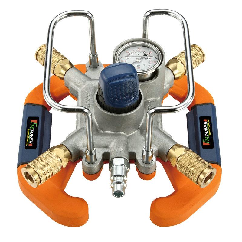 Desviador de gás + separador óleo-água t filtro t válvula reguladora de pressão-AST1301