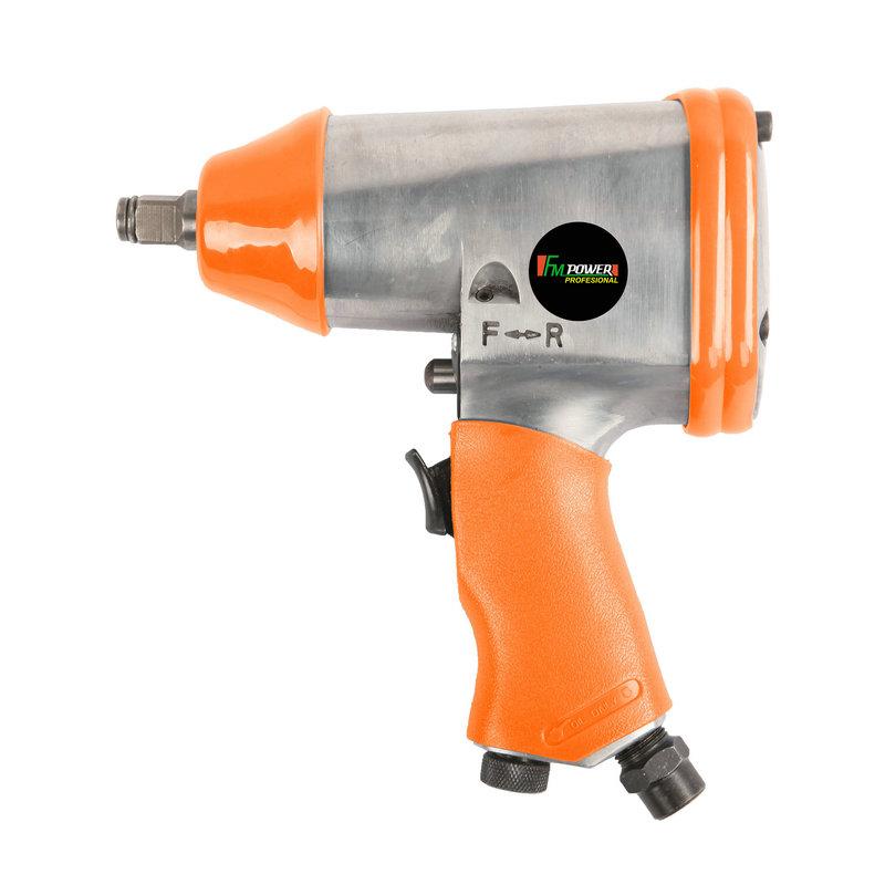 Chave pneumática + pistola de vento-AW9080