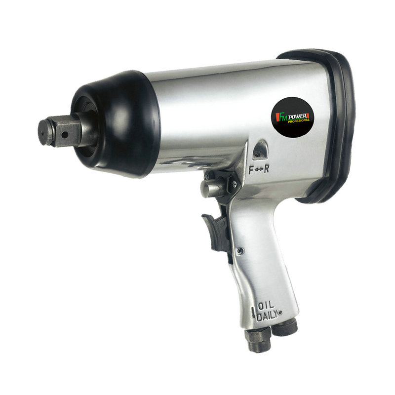 Chave pneumática + pistola de vento-AW9081