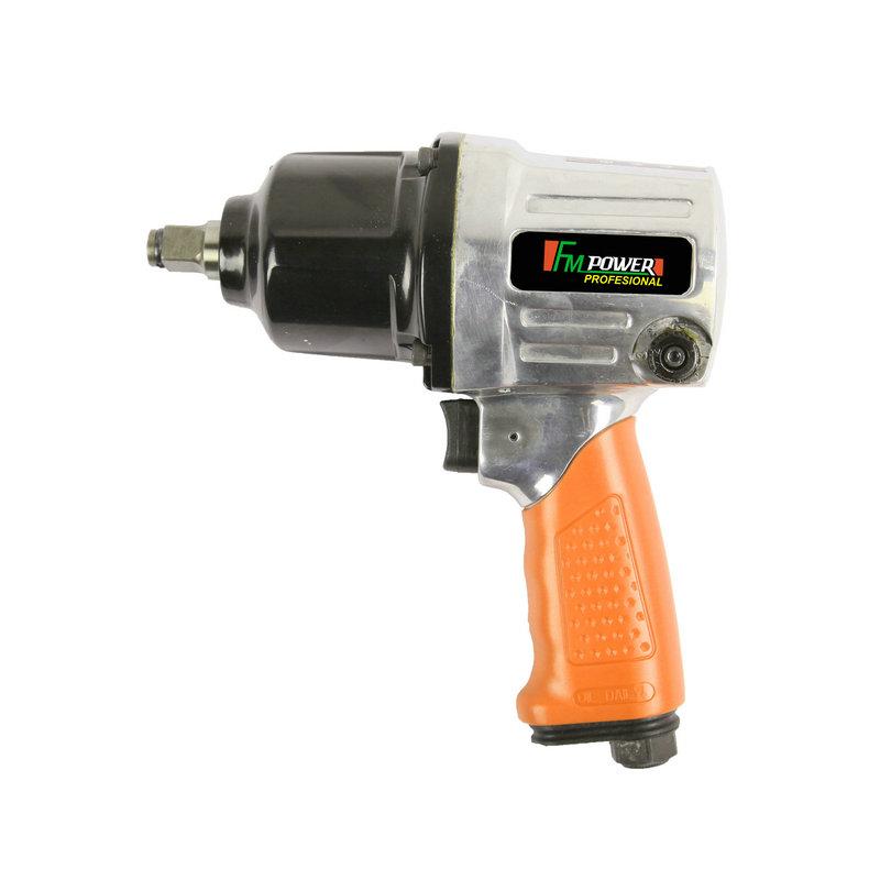 Chave pneumática + pistola de vento-AW9086