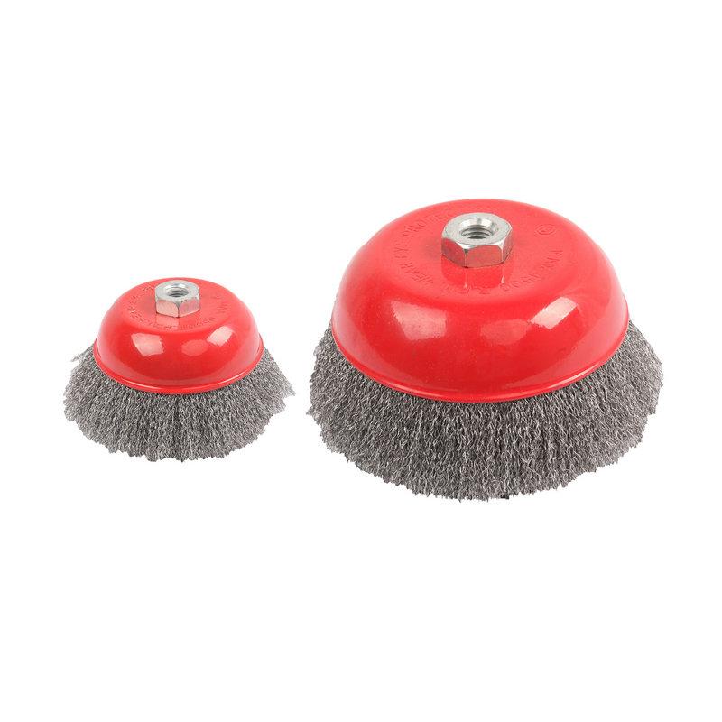 Escova de aço-Escova de arame tipo -CB5125&CB5150