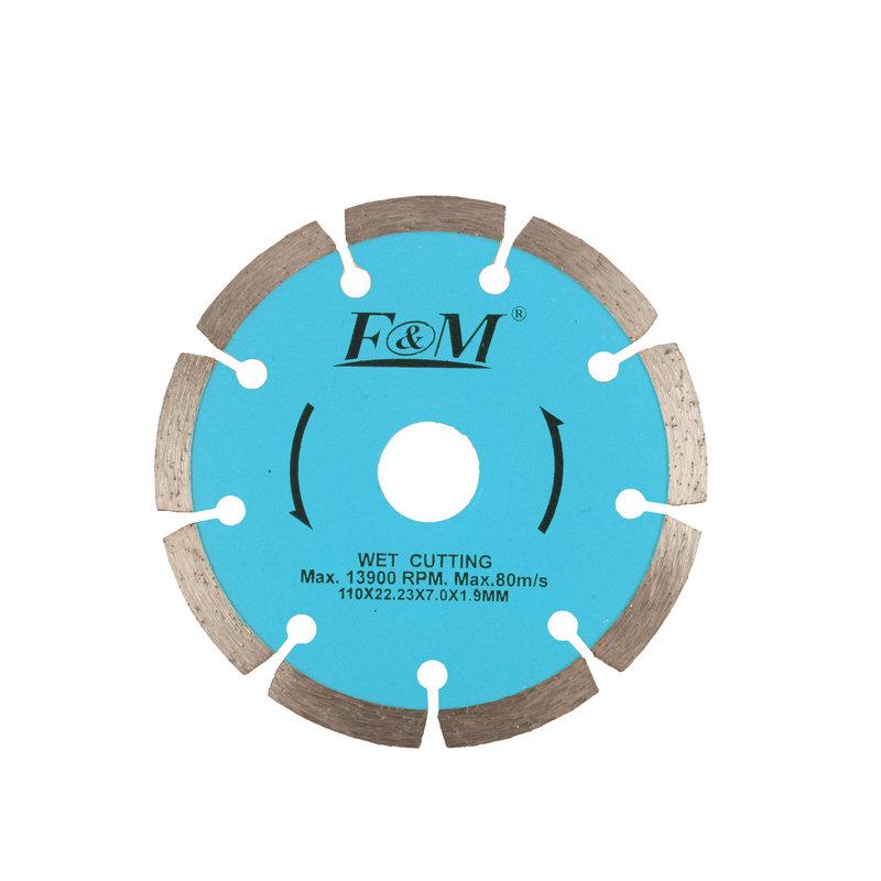 Lâmina de serra-disco de corte de diamante (tipo seco)-DC1641