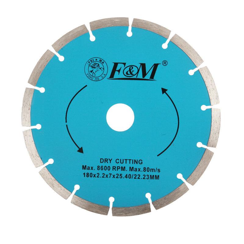 Lâmina de serra-disco de corte de diamante (tipo seco)-DC1642
