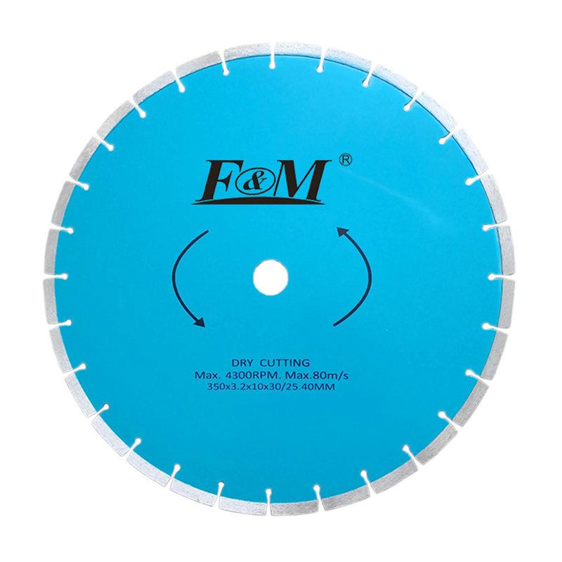 Lâmina de serra-Disco de corte de diamante (tipo seco)-DC1646