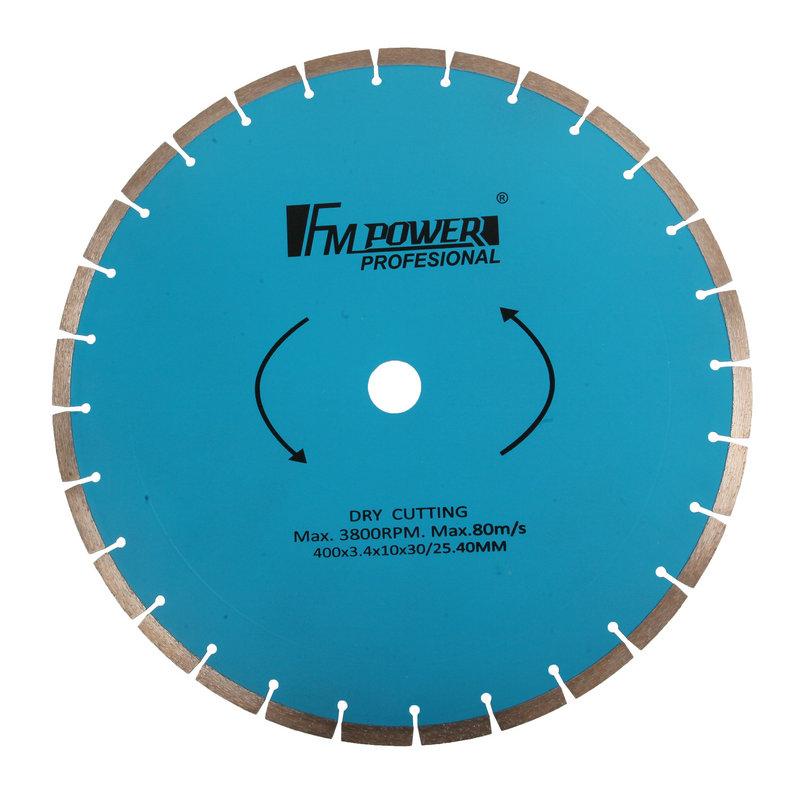 Lâmina de serra-disco de corte de diamante (tipo seco)-DC1648
