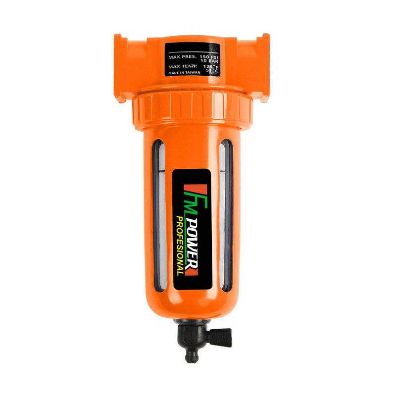Desviador de gás + separador óleo-água t filtro t válvula reguladora de pressão-FM2121