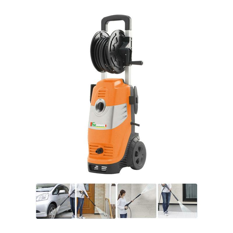 Serra elétrica + serra elétrica + limpador de alta pressão-PW1005