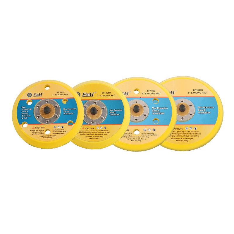 Disco de polimento-disco de polimento de ferramenta pneumática-SP1005&SP1005N&SP1006&SP1006N