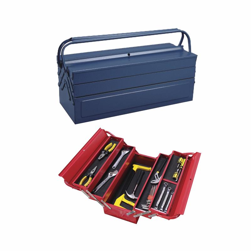 Caixa de ferramentas-caixa de ferramentas de ferro-TB601